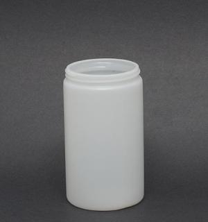 32oz Natural Plastic Jar